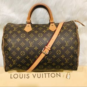 Louis Vuitton Speedy 35 #2.1R